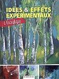 Idées & effets expérimentaux à l'acrylique