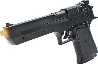 Evike Cybergun Desert Eagle Licensed Magnum 44 Airsoft Spring Pistol