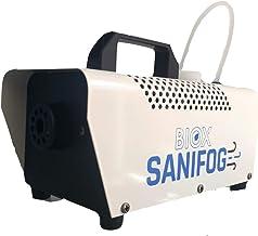 Biox Sanifog Maquina portátil sanitizante y desinfectante PRO1000 Original 1000W   Ideal para desinfectar tu hogar, tu aut...