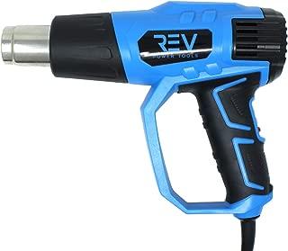 VViViD Model 4 Blaze Rapid Heat 1500-Watt Corded Heat Gun