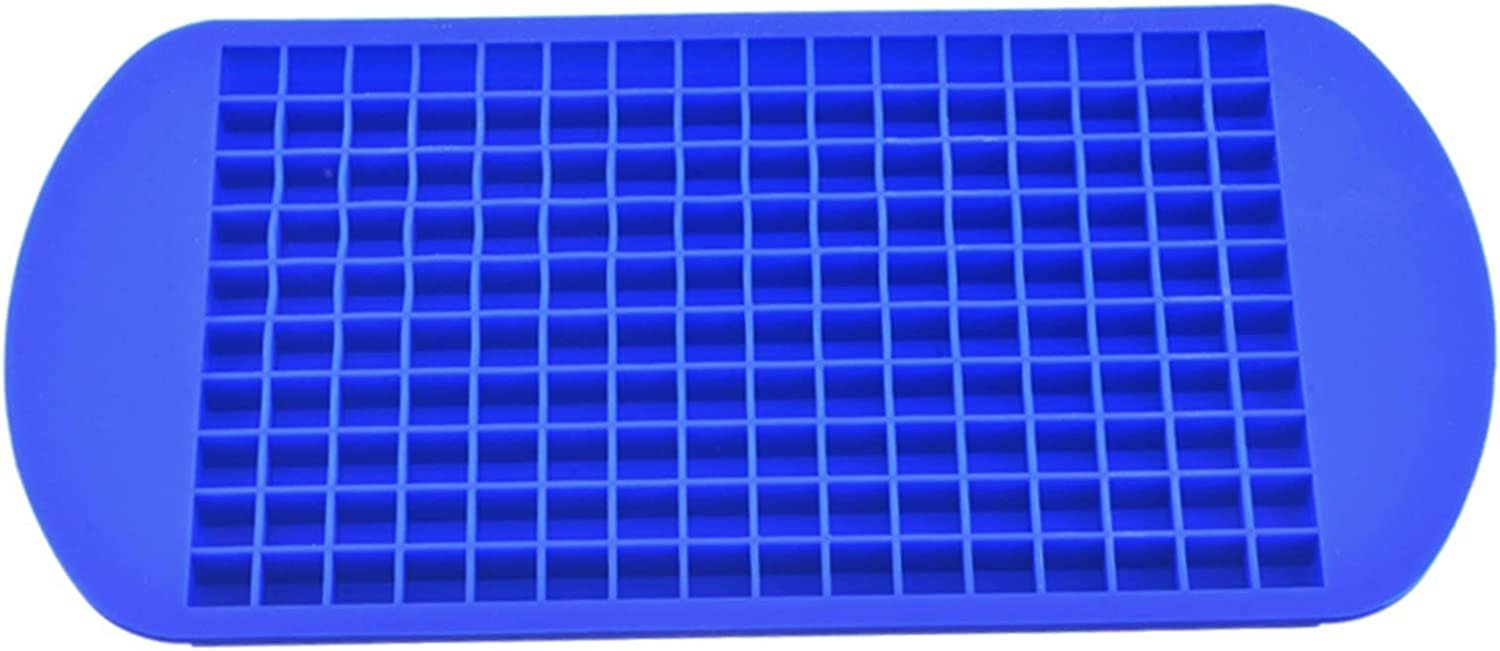 160 Grids Silicone Ice Cubes Ranking TOP16 Tray Cube Mould Maker D Discount mail order Bar Pudding