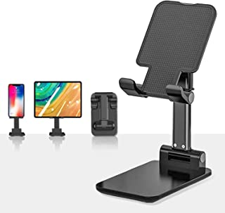 Sponsored Ad - Cell Phone Stand, Adjustable Cell Phone Stand, Foldable Phone Holder Tablet Stand for Desk, Angle Height Ad...