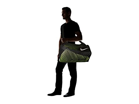 Plateado Medium Max Vapor Nike Air Training Negro Bag Duffel voltio metálico azIwq