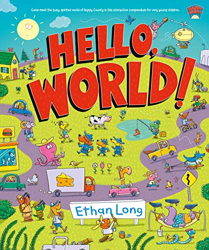 Hello, World!: Happy County Book 1 (English Edition)