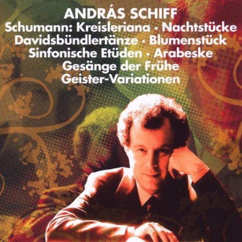 Kreisleriana/Gesänge der Frühe/Davidsbündlertänze/