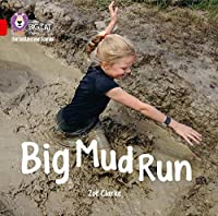 Big Mud Run Big Book: Band 02a/Red a (Collins Big Cat Phonics for Letters and Sounds)