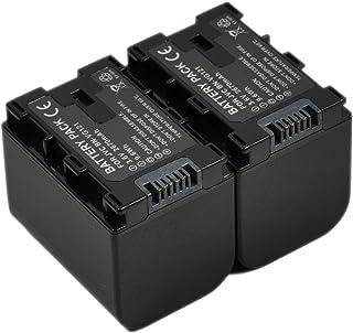 BTBAI Compatible bn-vg121 Battery for jvc bn-vg107 vg107u vg114u vg114 vg121u vg138 vg138u Digital Camera Video Camcorder...