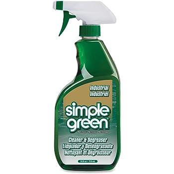 Simple Green SPG13012 Degreaser Cleaner, Deodorizer, Trigger Spray Bottle, 24-Ounce