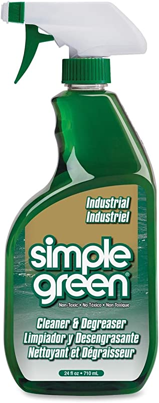 Simple Green SPG13012 Degreaser Cleaner Deodorizer Trigger Spray Bottle 24 Ounce