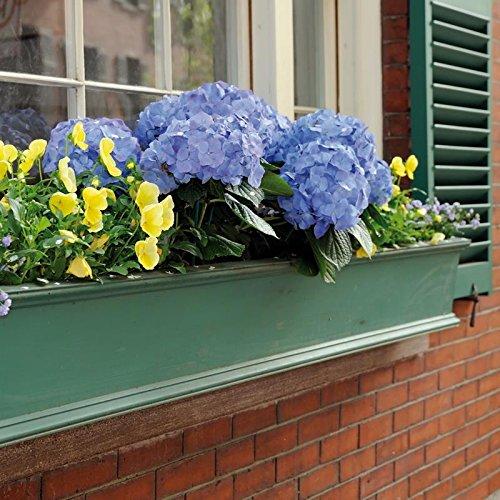 NOOR Premium Blumenkasten-Vlies 90 g/m² 1 x 1m I Dunkelgraues, chemiefreies Unkrautschutzvlies I Gartenvlies für Blumentöpfe mit reißfestem PP/PE-Gewebe