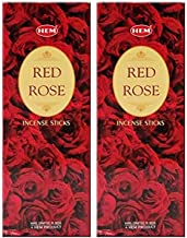 Hem Red Roses Incense Sticks (240 grams)