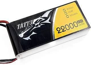 TATTU 22000mAh 4s 25c Lipo Battery FPV Drone Racing