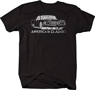 Vintage Classic Lincoln Continental Suicide Doors Graphic T Shirt for Men