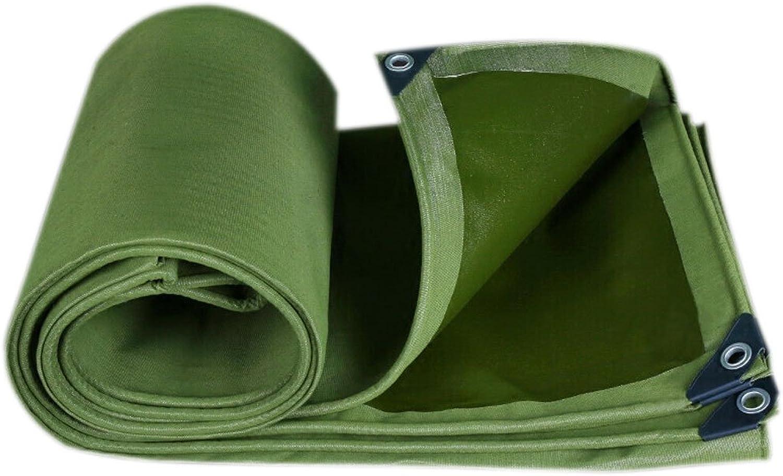 LXYFMS Canvas Tarpaulin Tarpaulin Tarpaulin Tarpaulin Waterproof Sunscreen Thickening Tarpaulin Sunshade Cloth Tarpaulin Outdoor Tarpaulin (Size   6  8m)