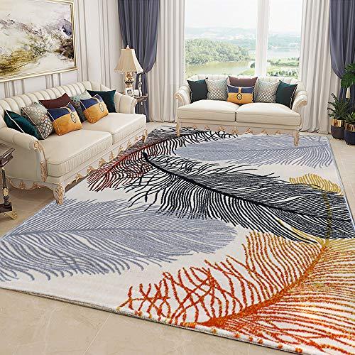 AGEM Orient Teppich Grau Modern Geeignet für Wohnzimmer, Schlafzimmer, Küche, Kinderzimmer Zuhause Carpettex Kurzflor Carpet (120 x 170 cm)