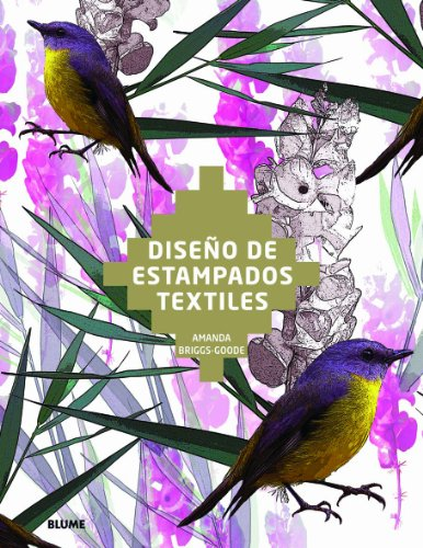 Diseño de estampados textiles