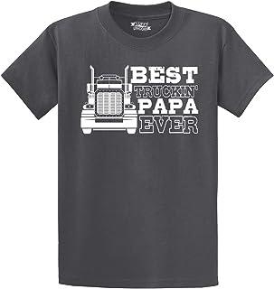 Men's Best Truckin Papa T-Shirt