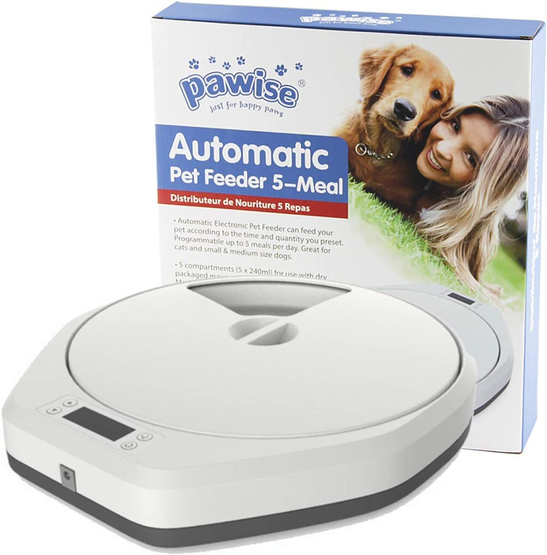 Pawise Automatic Dog Ranking TOP12 Feeder Purchase