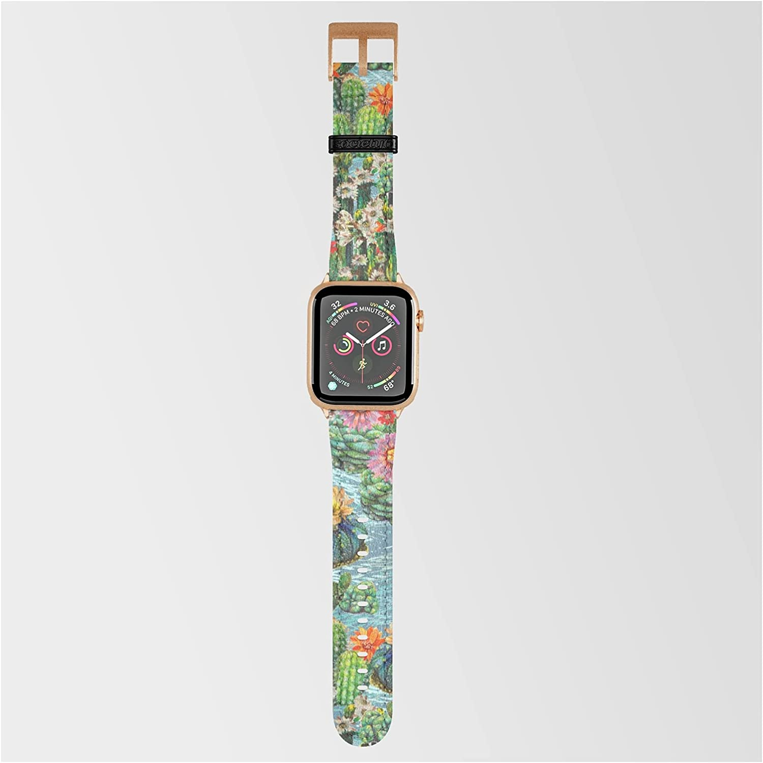 Cactus Desert - Popular popular BBG by Janeferwong Clearance SALE! Limited time! on Band Smartwatch Compatible