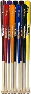 Brett Bros. Maple Infield Fungo Wood Baseball Bat: BBIFUNGO BBIFUNGO Natural/Black