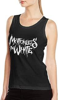 Motionless in White Women's Leisure Loose Fashion Tank Top Shirt