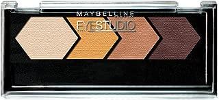 Maybelline New York Eye Studio Color Plush Silk Eyeshadow, Give Me Gold 05, 0.09 Ounce