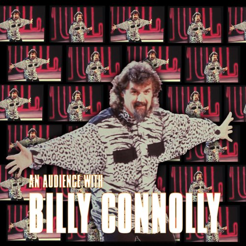 An Audience with Billy Connolly audiobook cover art
