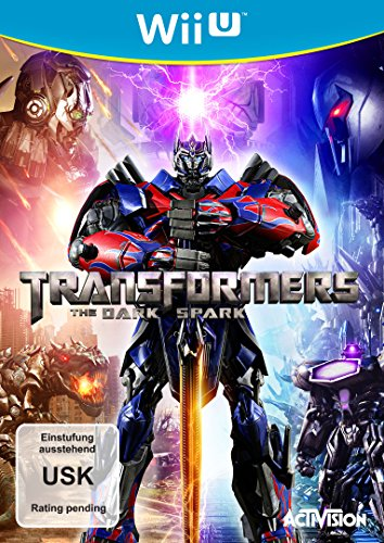 Transformers - The Dark Spark - [Nintendo Wii U]
