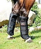 VITANDAR Therapeutische Stallgamaschen für Pferde mit Infraroteffekt, Classic, 1 Paar, hinten, Gr....