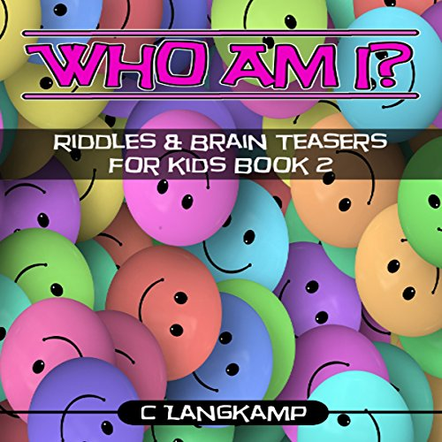 Who Am I? audiobook cover art
