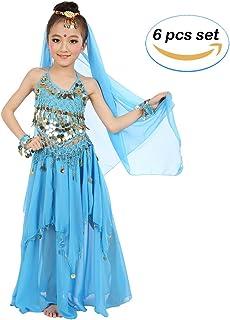 f27a244ba493 Amazon.es: Ropa Para Danza Arabe