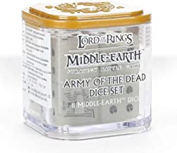 Games Workshop MIDDLE-EARTH STRATEGY BATTLE GAME: Army of The Dead DICE