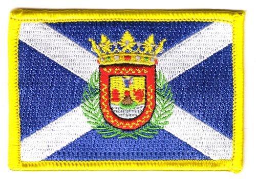 Flaggen Aufnäher Patch Spanien - Teneriffa Fahne Flagge