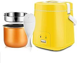 Mini Rijstkokers, Rijststoommachine, Multi Cooker, Non-Stick Inner Pot, Automatisch koken, Gemakkelijk reinigen, Hoge Temp...