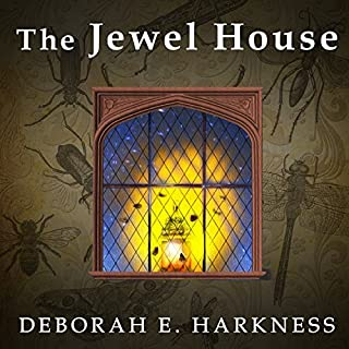 The Jewel House audiobook cover art