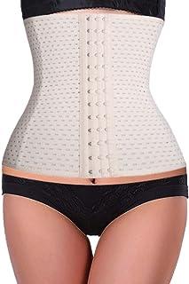 "Women's Waist Trainer Cincher Tummy Slimmer Breathable Shapewear Girdle 11"" LongTorso"