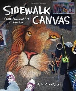 Sidewalk Canvas: Chalk Pavement Art at Your Feet