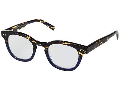 eyebobs Waylaid (Blue Tortoise) Reading Glasses Sunglasses