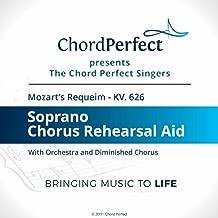 Mozart's Requiem - KV. 626 - Soprano Chorus Rehearsal Aid