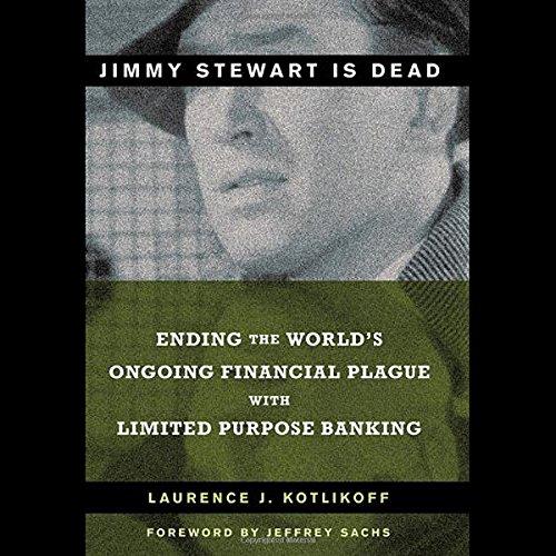 Jimmy Stewart is Dead audiobook cover art