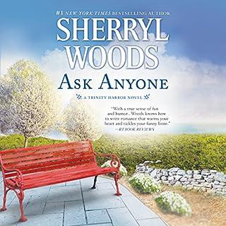 Ask Anyone audiobook cover art