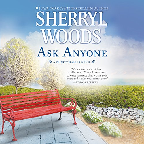 Ask Anyone audiobook cover art