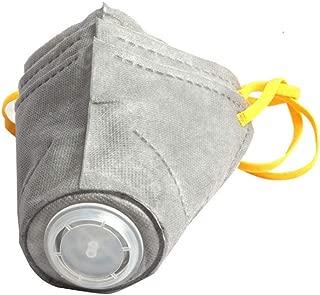 AUOKER Dog Respirator Mask, Adjustable Breathable Dog Muzzle Protective Mask, Pet Respirator Mask to Filter Air Pollutants Protect Petâ€s RespiratorySystem