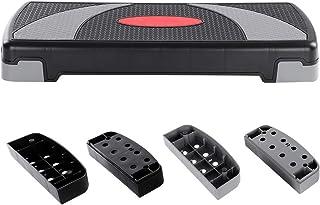 Oefening Aerobic Step, Heavy Duty Schokabsorberend Plastic Valley In hoogte verstelbaar Aerobic Step In hoogte verstelbaar...
