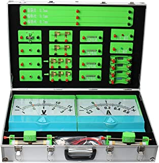 Science Electricity Experiment Kit for Teens Parallel Series Circuit Building Learning Project Energy Problem Solving Set ...