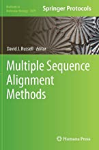 Multiple Sequence Alignment Methods (Methods in Molecular Biology)