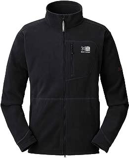 [カリマー] フリースジャケット trail zip fleece