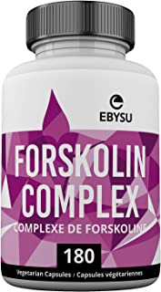 forskolin extract for weight loss by EBYSU
