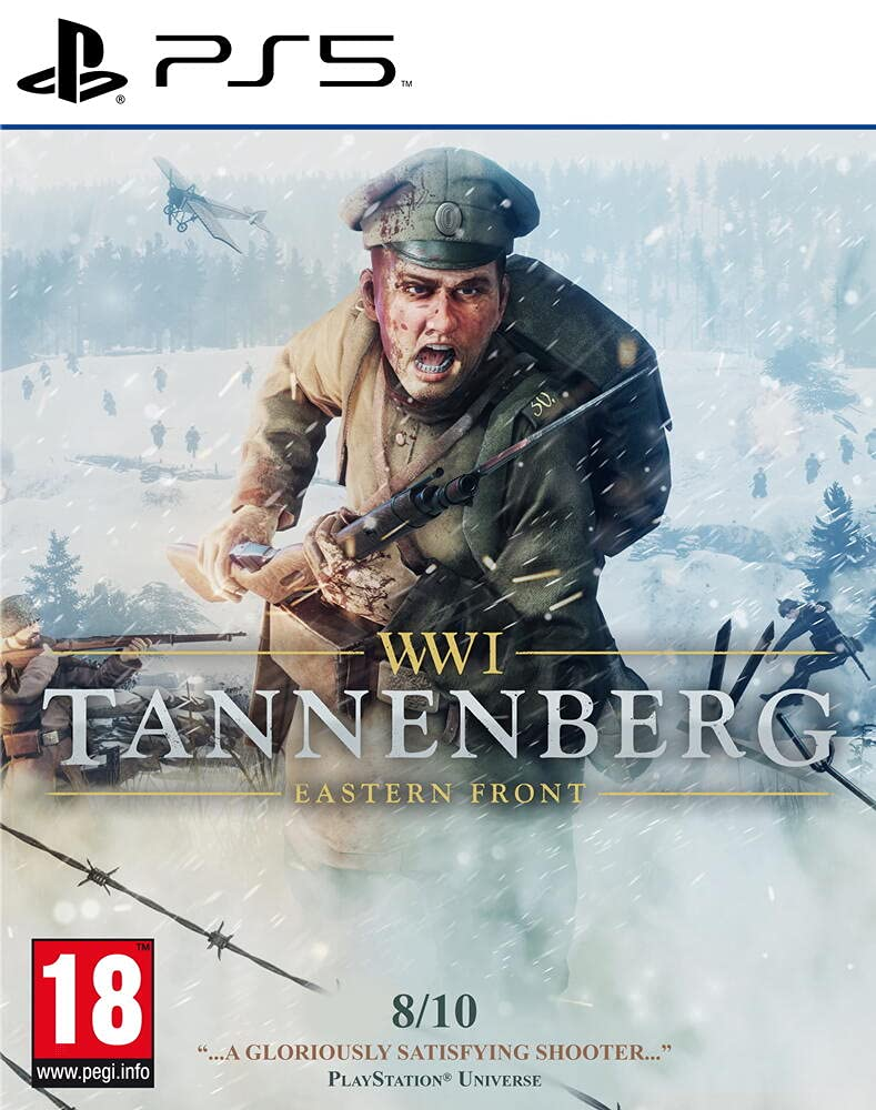 WWI Verdun: Western Front PS5 Ranking TOP3 Today's only