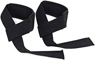 Dumbbell Weightlifting Belt Wristband Fitness Non-slip Pull Hand Wristband Grip Belt Sport Lifting Body Building